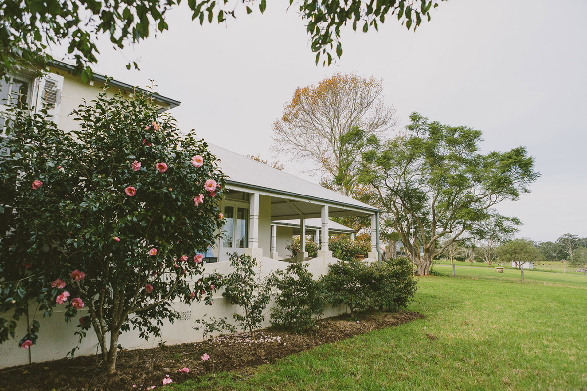 Luxury accommodation Berry NSW